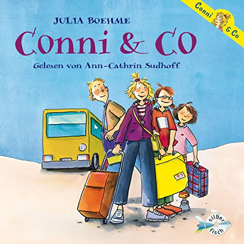 Conni & Co audiobook cover art