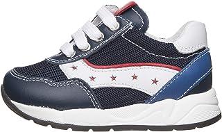 NeroGiardini E023820M Sneakers Kids Niño De Piel Y Tela