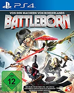 Battleborn - [PlayStation 4] (B00LVU7VKA) | Amazon price tracker / tracking, Amazon price history charts, Amazon price watches, Amazon price drop alerts