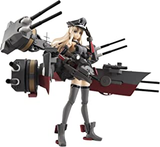 Bandai Tamashii Nations Armored Girls Project KanColle Bismarck DREI KanColle 可动公仔