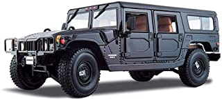 Car model Die-Casting Alloy Model Simulation 1:18 Off-road Vehicle Original Black Sports Racing Games Gifts For Boys Girls...