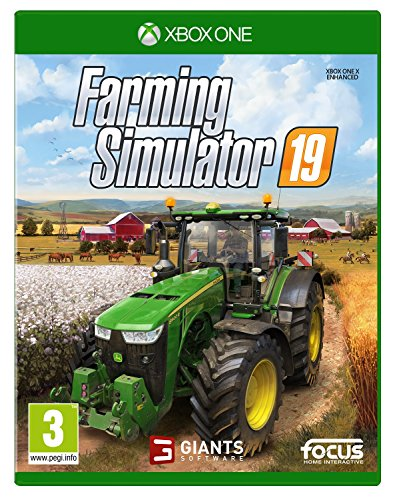 Focus Home Interactive - Farming Simulator 19 /Xbox One (1 GAMES)