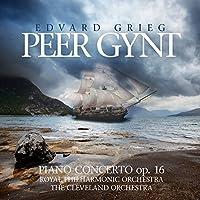 Grieg: Peer Gynt / Piano Concerto Op 16