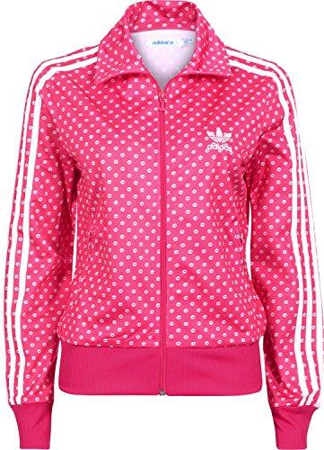 adidas Damen Jacke Originals Firebird TT, Mehrfarbig, 36, Z34747