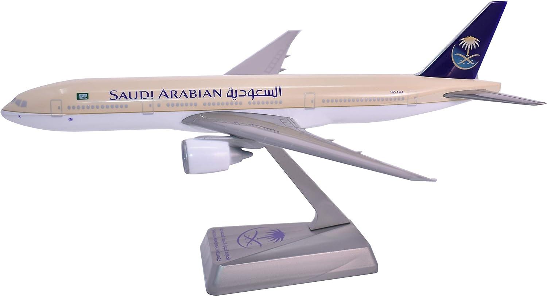 Flight Miniatures Saudi Arabian Airlines 1997 Boeing 777200 1 200 Scale
