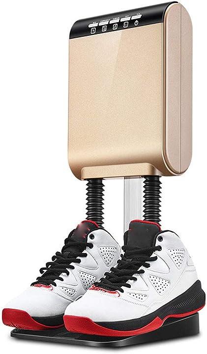 Scalda e asciuga scarpe elettrico essicatore deumidificatore multifunzione silenzioso myyingele elettric B086HLMMP5