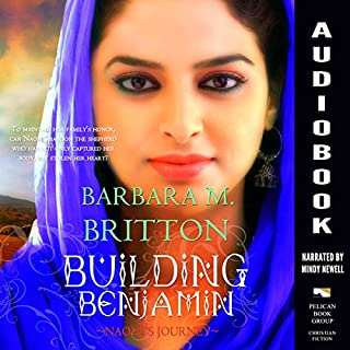 Building Benjamin: Naomi's Journey audiobook cover art