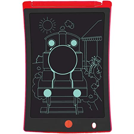 JUZXAAP 8.5 Inch LCD Handwriting Tablet//Pad//Board,Business Memo,Graphics Tablet,Kids Drawing Board,Writing Boards,Family Memo Boards