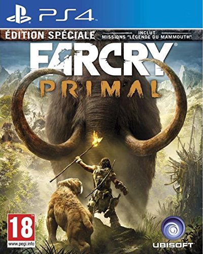 Far Cry Primal - PlayStation 4 - [Edizione: Francia]