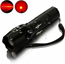 LingsFire Zoomable Scalable LED Flashlight CREE-XML T6 18650 Or AAA Battery Supported..