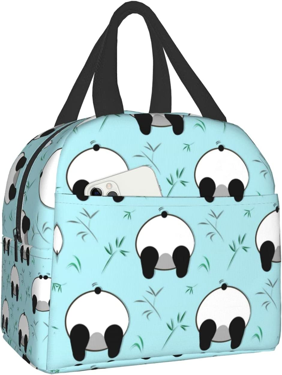 Lunch Bag Reusable Cooler Insulated Bo Large discharge sale Arlington Mall Picnic Tote Leakproof