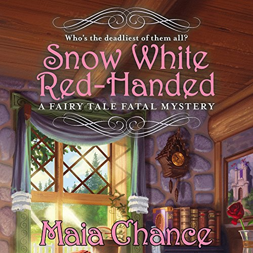 Couverture de Snow White Red-Handed