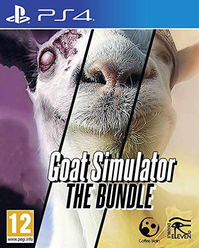 Goat Simulator: The Bundle (PS4) (輸入版)