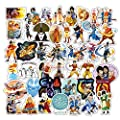 50Pcs/Pack Cartoon Avatar The Last Airbender Anime Stickers for for Car Laptop Luggage Skateboard Motorcycle Snowboard Phone Cartoon Stickers for Water Bottles,Laptop,Phone,Hydro Flask - Waterproof by The Sticker