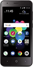 TracFone Carrier-Locked ZTE Blade T2 Lite 4G LTE Prepaid Smartphone - Black - 16GB - Sim Card...