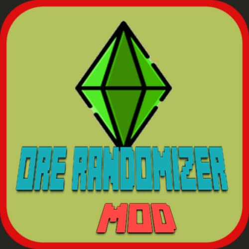 Ore Randomizer For Minecraft PE