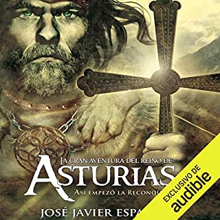 La Gran Aventura del Reino de Asturias [The Great Adventure of the Kingdom of Asturias] audiobook cover art