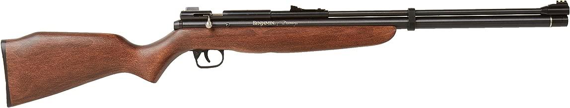 Crosman BP9M22GP Benjamin Discovery Pre-Charged Pneumatic PCP Dual Fuel .22 Air Rifle and Pump