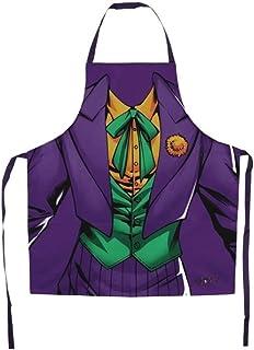 Batman Official DC Comics Originals 'Joker Costume' Novelty Cooking Apron …