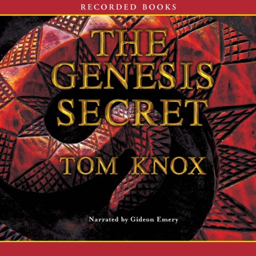 The Genesis Secret audiobook cover art