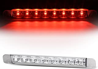 For 09-13 Corolla / 06-12 RAV4 / 08-13 Highlander Chrome Housing LED 3rd Tail Brake Light Lamp