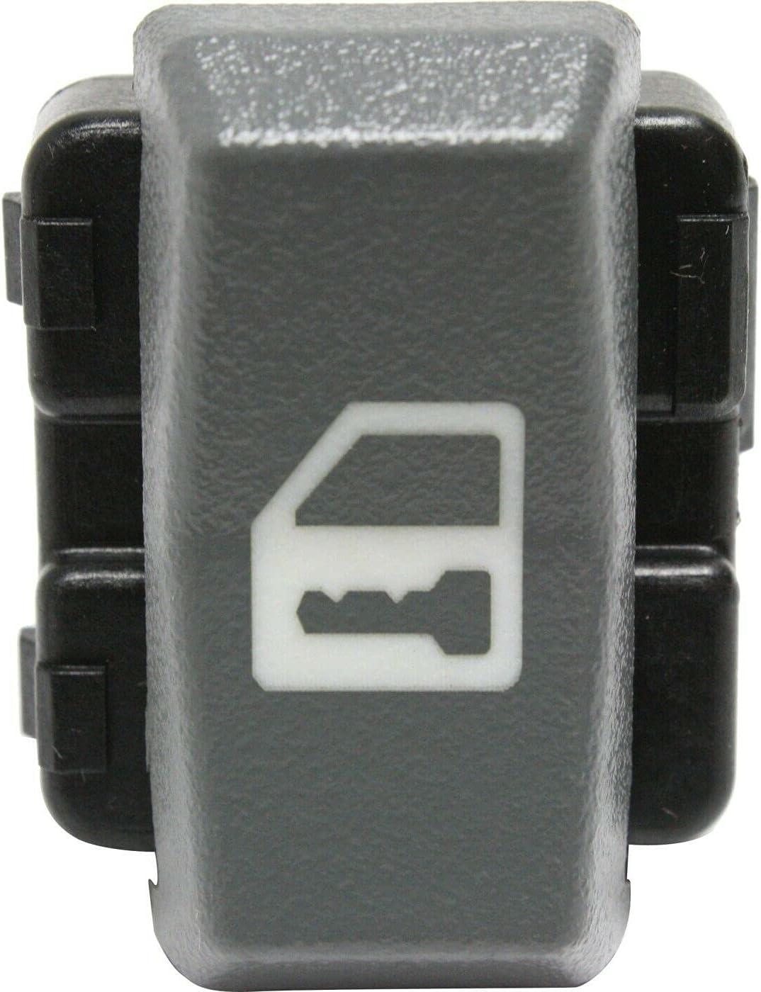 JJ Door Lock Switch Front Driver Left Side for LH Hand 12717337