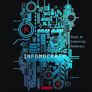 Infomocracy cover art