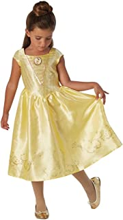 Rubie's Official Disney Belle Beauty and The Beast Movie Childs Classic Costume, Medium, 5-6 Years
