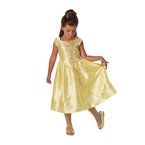 6a13b0422167e Rubie s Official Disney Belle Beauty and The Beast Movie Childs Classic  Costume