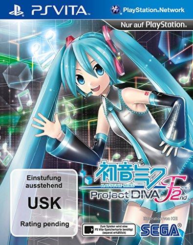Hatsune Miku: Project DIVA F 2nd (PSVita)