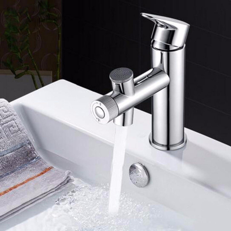 ETERNAL QUALITY Bad Waschbecken Wasserhahn Küche Waschbecken Wasserhahn Kupfer Hei Und Kalt Einlochmontage Wasserhahn Waschtischmischer BEG825