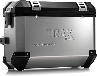 SW MOTECH TRAX ION M Aluminium Seitenkoffer, 37L, Rechts, Silbern