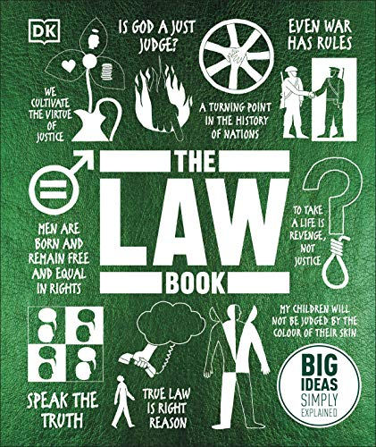 The Law Book: Big Ideas Simply Explained (English Edition)