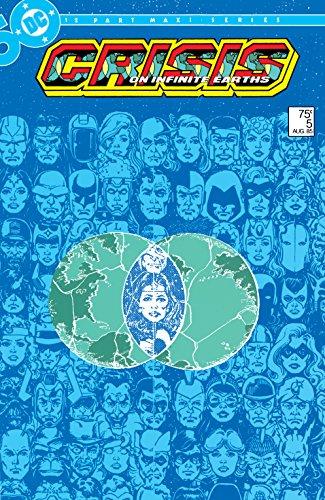 Crisis on Infinite Earths #5 (English Edition)