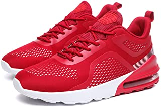 Men's Air Cushion Athletic Running Shoes 2019 New Lightweight Sport Gym Jogging Walking Shoes