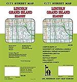 Lincoln / Grand Island / Kearney, Nebraska Street Map