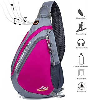 Best sling backpack with cell phone holder Reviews