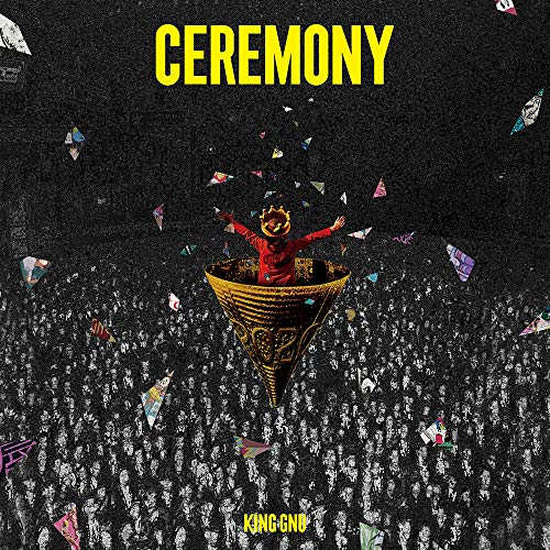 [Album]CEREMONY - King Gnu[FLAC + MP3]