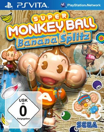 Super Monkey Ball: Banana Splitz - [PlayStation Vita]