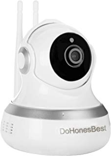 HD 1080P WIFI IP Camera ,DohonesBest Wireless Home Security Surveillance Camera for Baby Elder Pet/Pan/Tilt/Zoom with Motion Detection Dual Audio, NightVision Support IOS Android App Cloud Storage