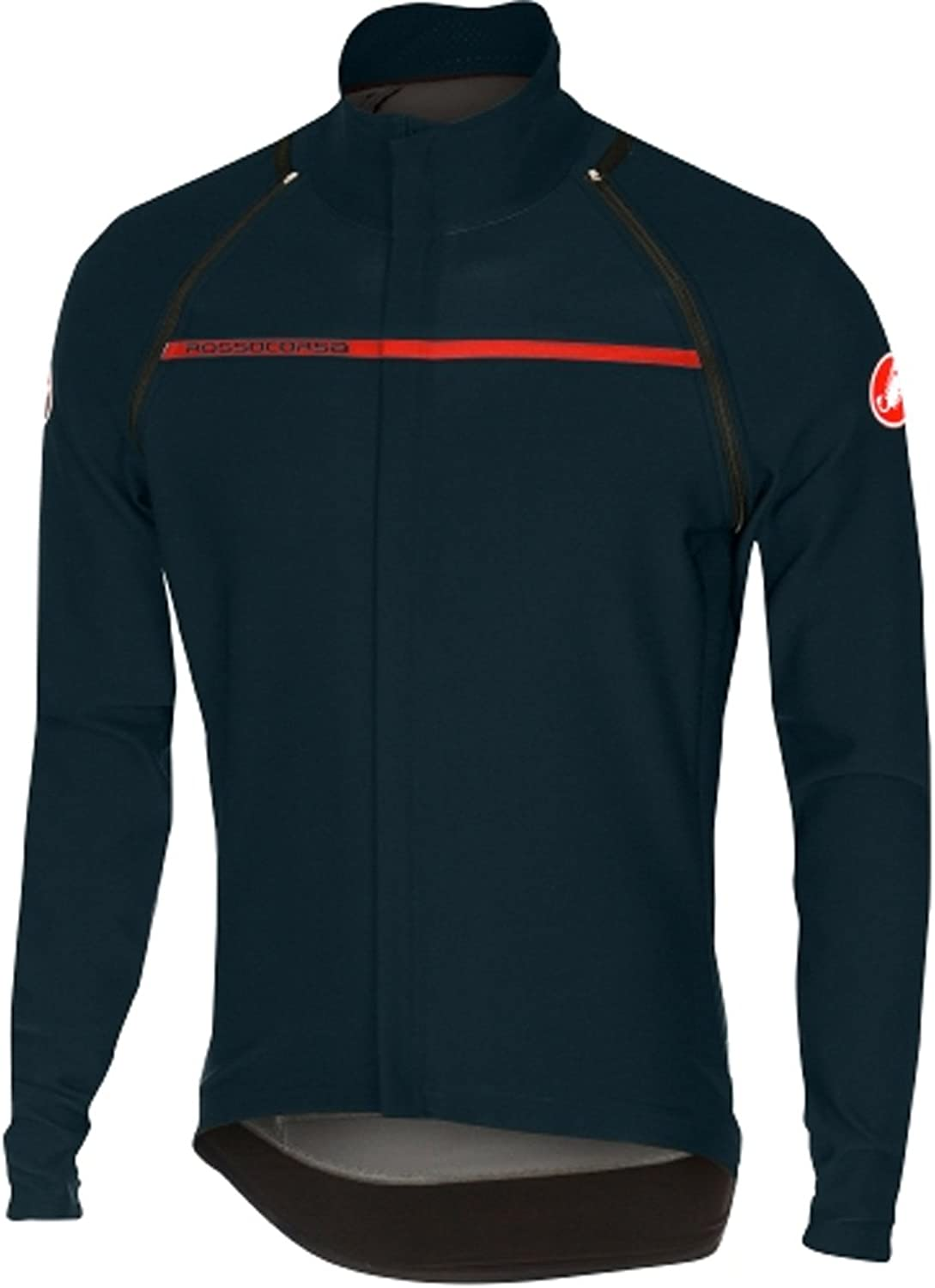 Castelli Perfetto Congreenible Bike Jacket Dark Infinity blueee 2019