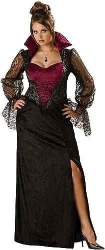 comprar marca Midnight Vampiress Costume - X-Large - Dress Talla Talla Talla 16-18 by InCharacter  la red entera más baja