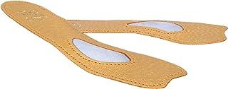 Plantillas Ortopédicas de Cuero 3/4 para Zapatos y Tacones Altos Con Soporte Para el Arco, Plantillas de Zapatos Con Punta Abierta Para Mujeres, Ballet