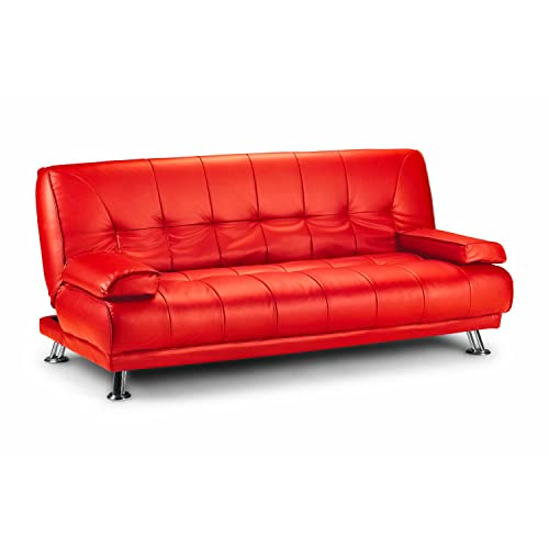 Sofa Beds in Red: Amazon.co.uk