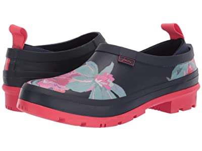 Joules Pop On (Navy Floral) Women