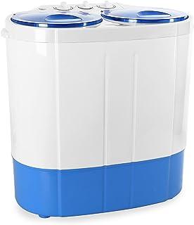 comprar comparacion Oneconcept DB003 - Lavadora, minilavadora, Lavadora para Acampar, lavarropas, para Solteros o Estudiantes, Capacidad de 2 ...