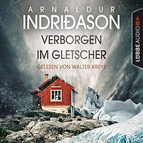 Verborgen im Gletscher. Island Krimi Titelbild