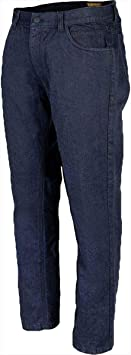 Midnight Blue Cortech The Primary Jean Mens Street Motorcycle Pants 32X32