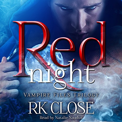 Red Night audiobook cover art
