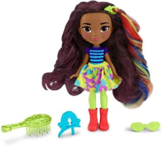 Fisher-Price Nickelodeon Sunny Day Pop-in Style Rox 6-Inch Doll